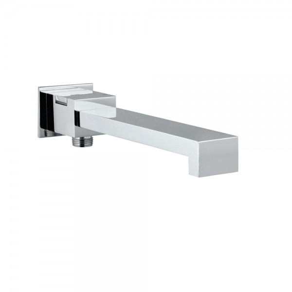 Leblanc Bath Spout with Diverter & Wall Flange