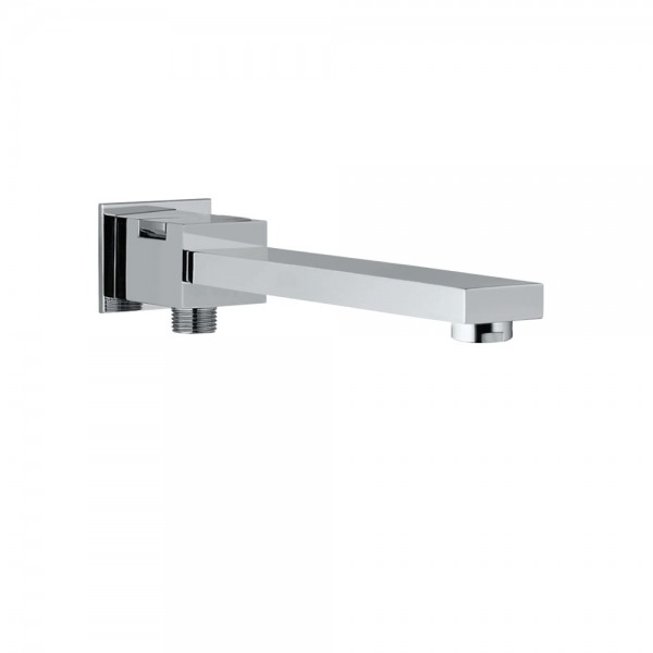 Angelo Bath Spout with Diverter & Wall Flange